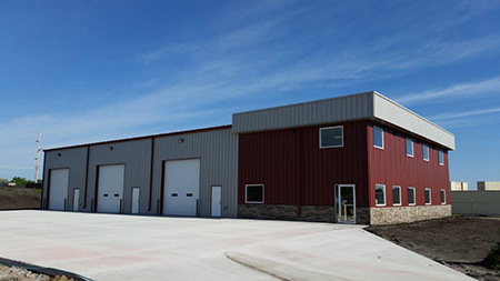Metal Buildings Fargo ND | RJS Building Systems
